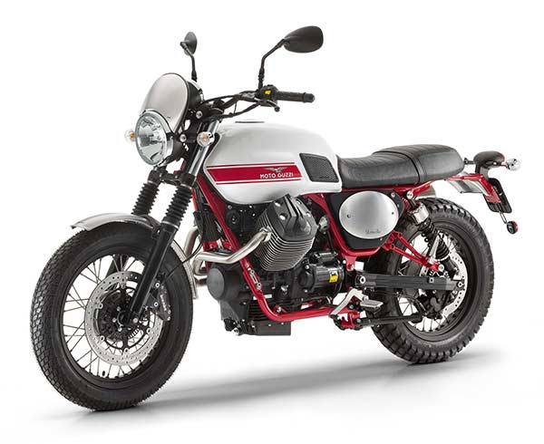 MOTO GUZZI V7 Stornello - Limited Edition